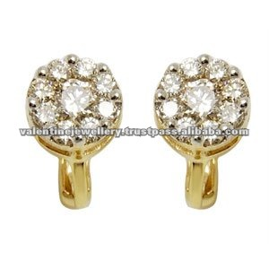 6e31c43353ae0 Light Weight Gold Earring,Pressure Earrings,Daily Wear Earrings - Buy Light  Weight Gold Earring,Pressure Earrings,Daily Wear Earrings Product on ...