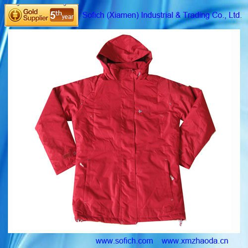 MJ-507 Lady's popular winter padding jacket