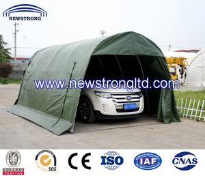 Car Shelters Canvas Carport For Parking