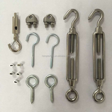 Factory Price Stainless Steel Wire Rope Clips
