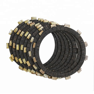 Wear Resistant Bakelite Material of Motorcycle Clutch Friction Plate for YAMAHA SR400 SR500 XT500 XZ550 SR 400 500 XT 500 XZ 550