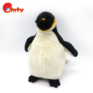 Hot Selling ISO Certificate Fast Delivery Mature Lifelike penguin plush toy Wholesale in China