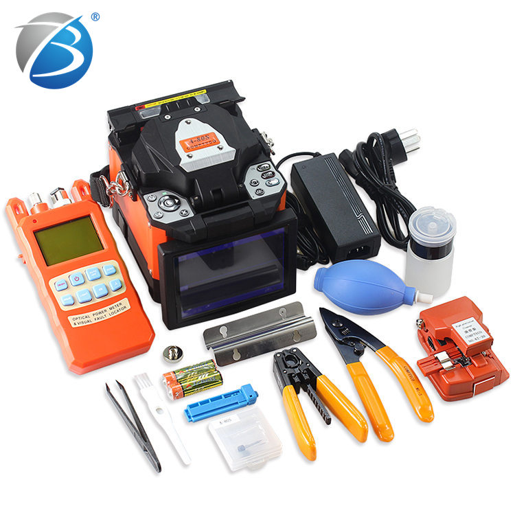 automatic intelligent optical fiber comway c10 sumitomo type Japan motor machine fusion splicer
