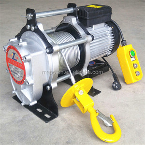 Light Duty Electric Hoist Widely Use Crane Winch