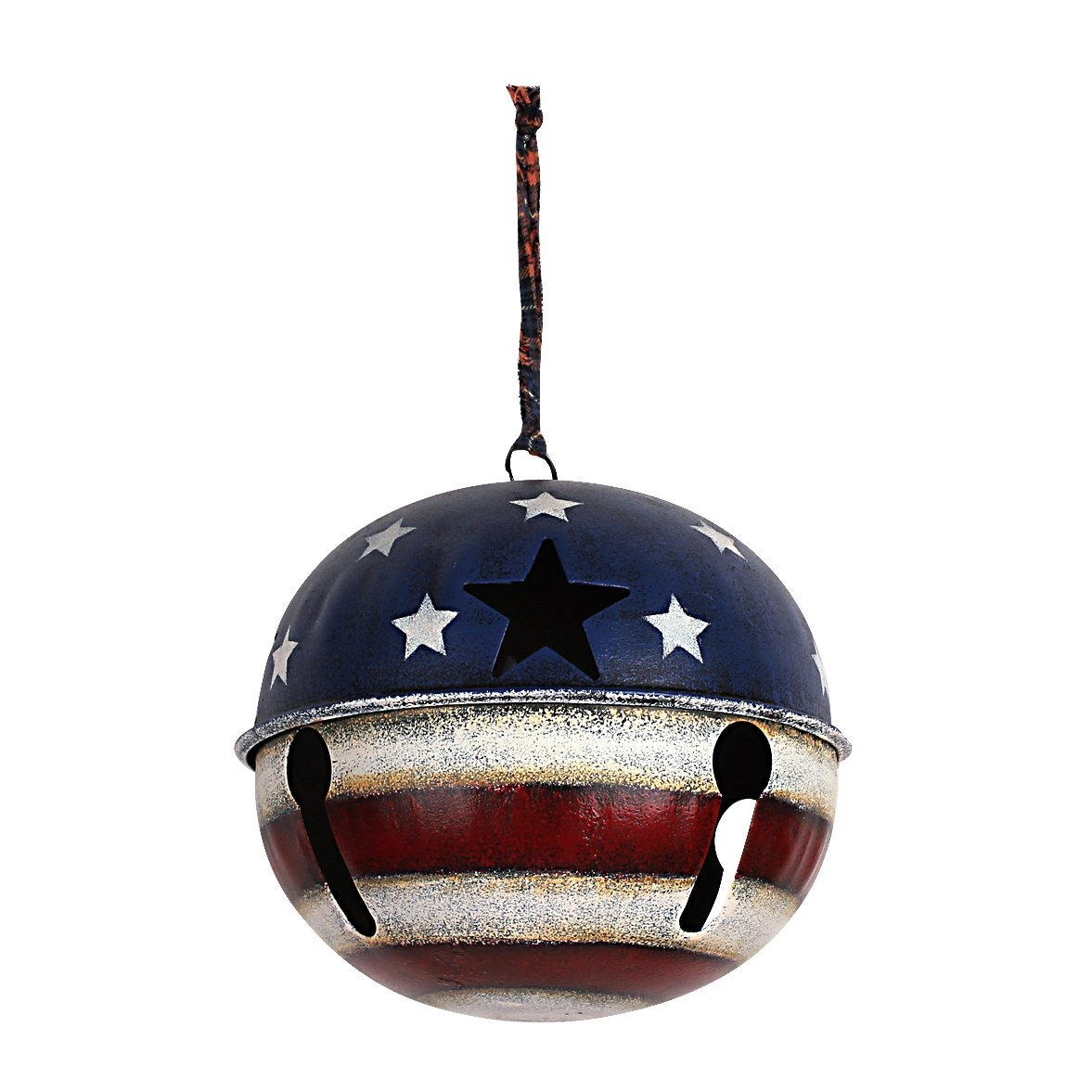 1b078fb7d6c Attraction Design American Glory Bell Antique Metal American Glory Bell  Great for July 4th Home Decor