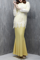Buy fashion baju kurung malaysia moden designs in China on Alibaba.com