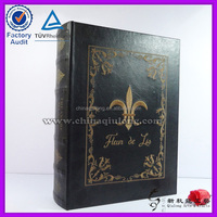 Wood Products Arts and Crafts Vintage Book Boxes