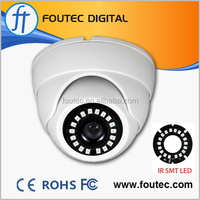 SMD led lens CCTV 1080P IP camera 3mp for home security Rohs confirm