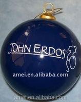 OEM Christmas ball plastic,100-800mm Vacuum forming products