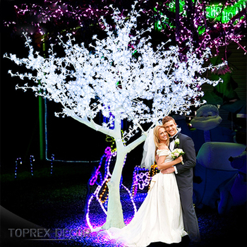 Crystal Centerpieces Wish Lighted Trees For Weddings Buy Lighted