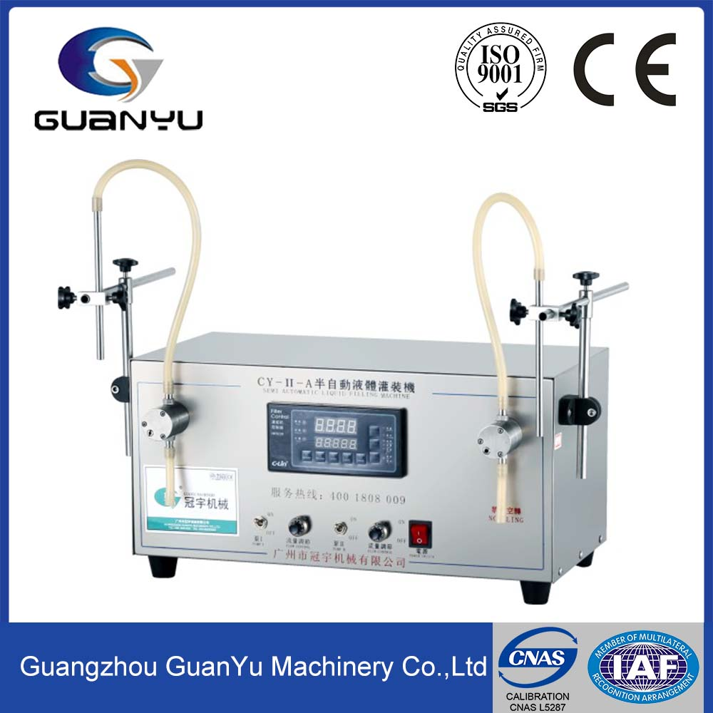 Promotional Top Class Semi-Automatic Liquid Filling Machine For Vacuum Blood Collection Tube