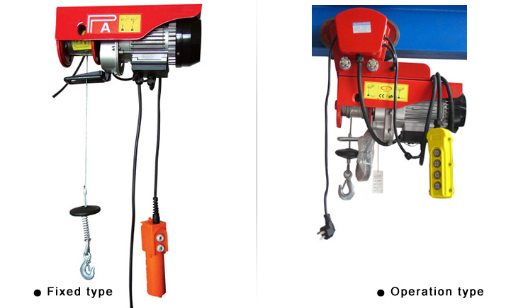 HTB1ZR0QGpXXXXbPXFXXq6xXFXXXu pa200 220v mini electric wire manual rope hoist buy wire rope Budgit Hoist Wiring-Diagram at bakdesigns.co