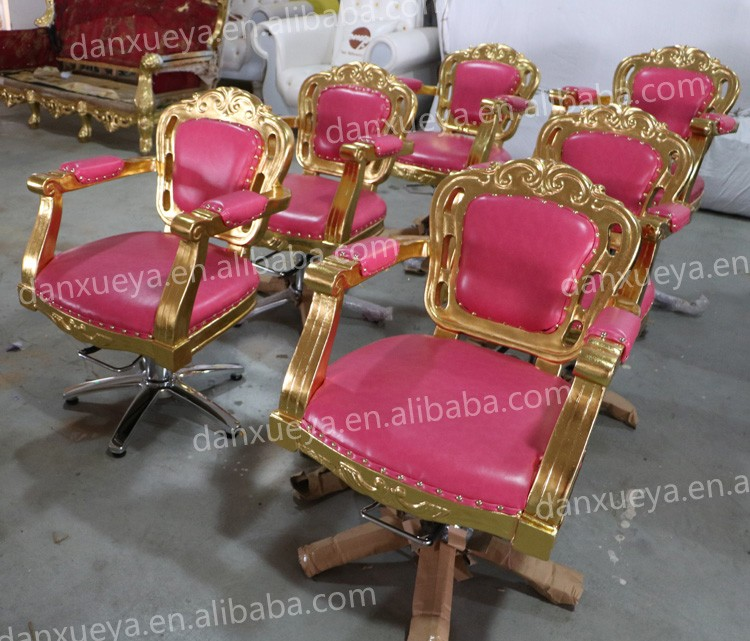 Well-liked Hot Pink Salon Chairs, Hot Pink Salon Chairs Suppliers and  QN13
