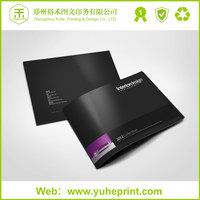 2015 China New Style Customized Saddle Stitching Pur Film Lamination Printing Auto Parts Catalog