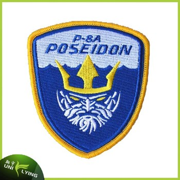 Security Embroidered Patch, Security Embroidered Patch Suppliers and  Manufacturers at Alibaba.com