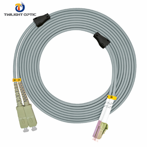 waterproof fiber 100m tactical Snake Cable with LC Connector