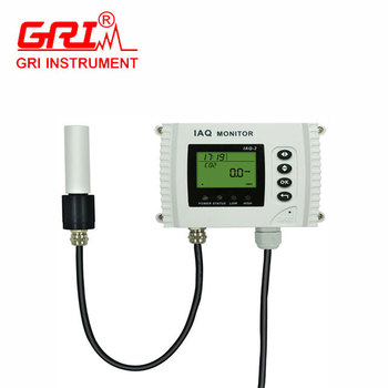 Indoor Air Quality IAQ-2-O2 Gas Leak Detector monitor