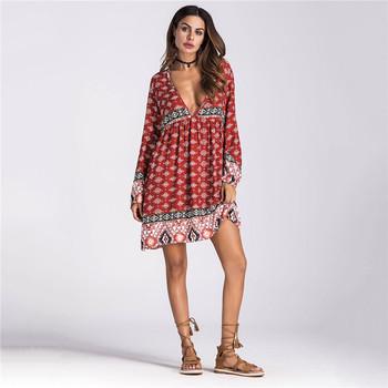 3823485c3f1b D6127-3 pretty girls beach cover up long sleeve short summer dress