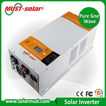 5kw solar power inverter off grid with mppt controller, single phase power inverter support split phase, hot in Europe