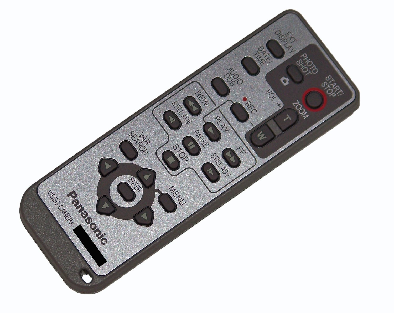 OEM Panasonic Remote Control: PV-GS320, PVGS320