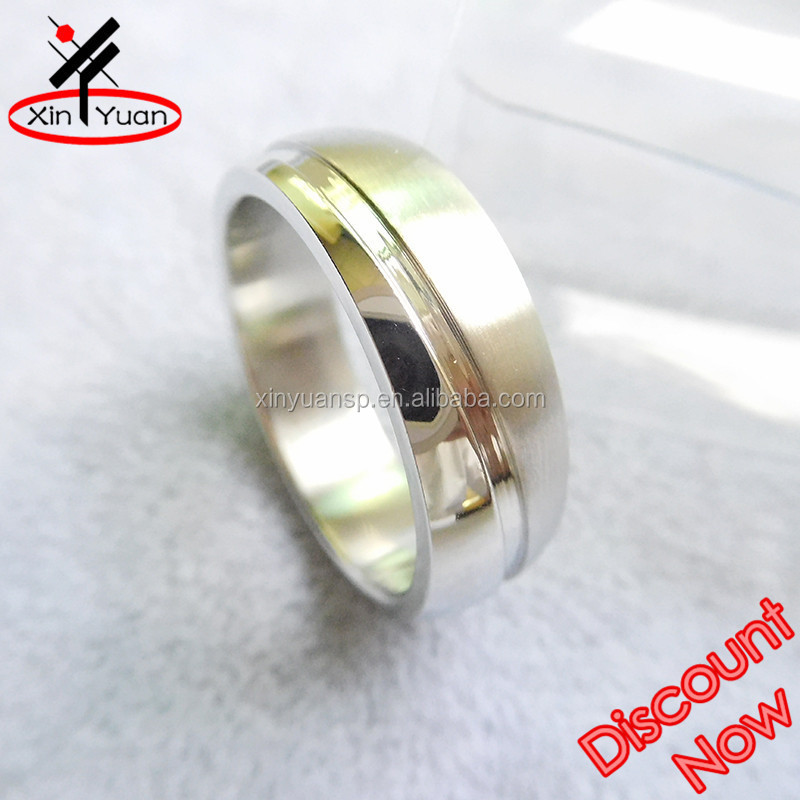 jewelry manufacturer china stainless steel ring blanks