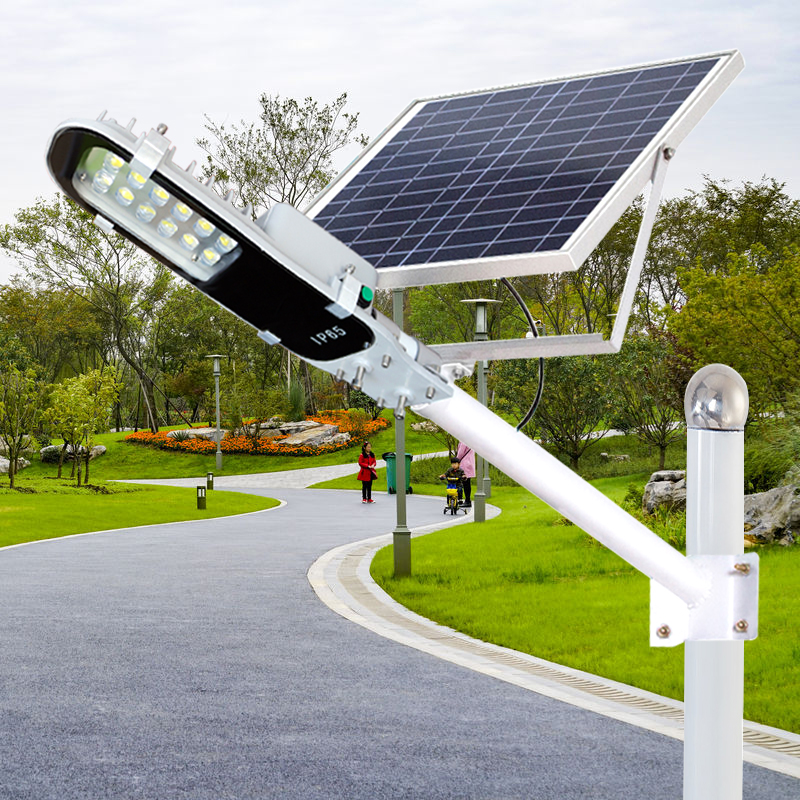 Shenzhen Hot Sale Solar Lighting System Led Lanterns Street Time Controlled Key Safe Color Led Solar Street Light