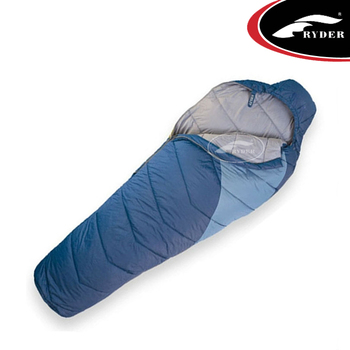 Camping Travel Mummy Two Layers Full Body Sleeping Bag