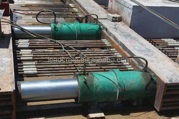 Hydraulic Jack Lifting Foundation For House : Lec building construction strutting beams prestressed