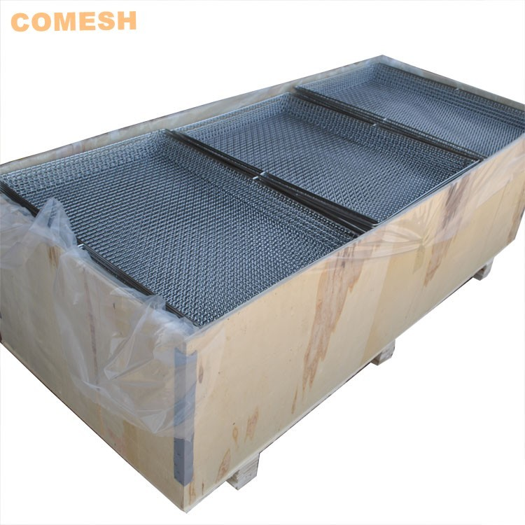 Stainless Steel Perforated Baking Tray Commercial Pizza
