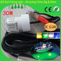 Buy DC12V 24V 316 stainless steel waterproof 600W IP68 led fishing ...