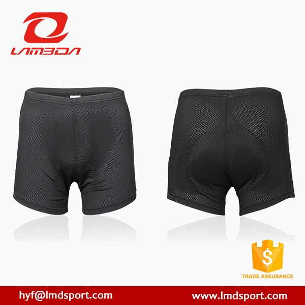 HC Venta caliente ciclismo shorts 3D Coolmax gel padded ciclismo adultos bike shorts ropa interior