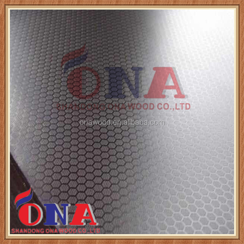 china 9mm combi core 4*8 anti-slip film faced plywood of Ona