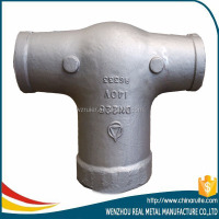shut off valve body parts casting in valves with good quality