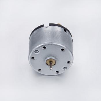 Kecepatan Rendah Sikat Micro Motor Dc Kecil Motor Listrik Dc 12 V