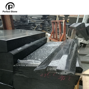 Absolute black granite threshold for granite door thresholds