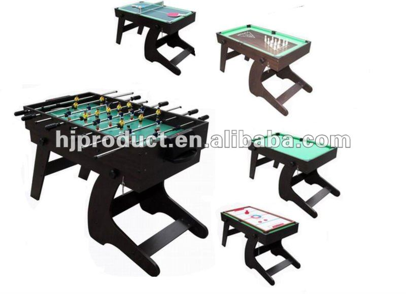 12 In 1 Foldable Type Multi Game Table, All Kinds Of Table Games Available