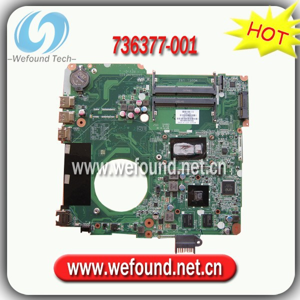 736377-001 736377-501 Motherboard For Hp 15-w018tx,With I5-4200u ...