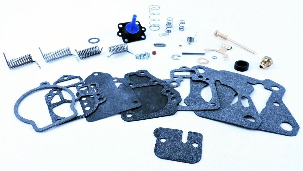 Genuine Mercury Carburetor Repair Kit - 823707 2