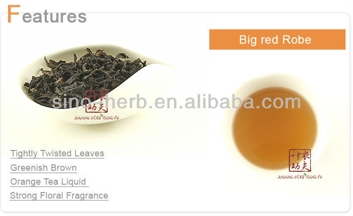Free Sample Chinese Tea Brands Famous Organic Healthful Dahongpao Oolong Tea - 4uTea | 4uTea.com
