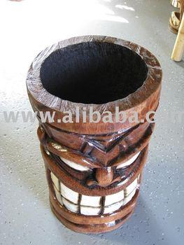 Tiki Planter Buy Tiki Product On Alibaba Com