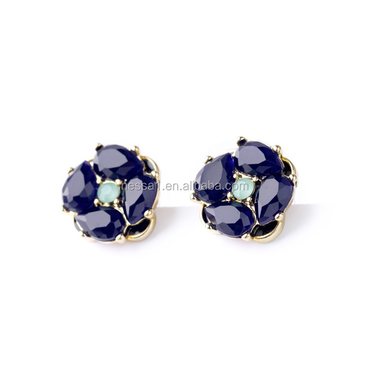 China New 2016 Latest Gold Earring Designs, China New 2016 Latest ...