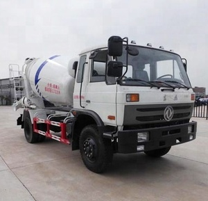 China supply 2018 hot sale 6/8 cubic meters concrete mixer truck price
