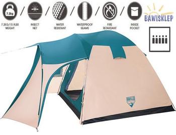 Bestway 68015 Hogan X5 Tent 5 Person Big Glamping Tent - Buy Bestway
