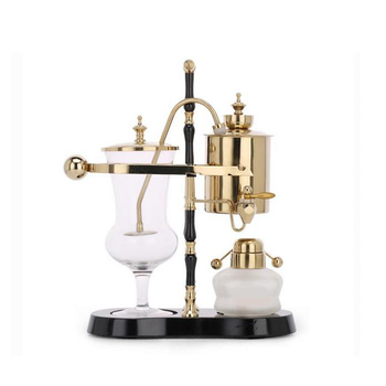 YAMI Royal Golden Belgium Coffee Maker