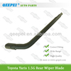 Auto accessories wiper blade for toyota yaris,car traditional windscreen wiper blade