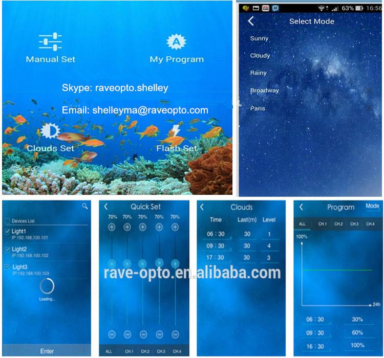 Hottest Sale Malibu 120cm S300 Uv Led Black Light Aquarium For ...