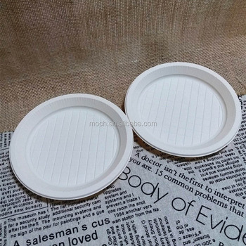 New Products Disposable Tableware One Time Use Cornstarch Plastic ...