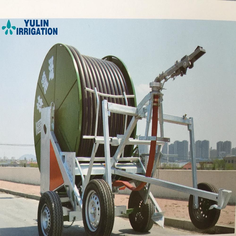 China farm hose reel irrigation equipment system big rain
