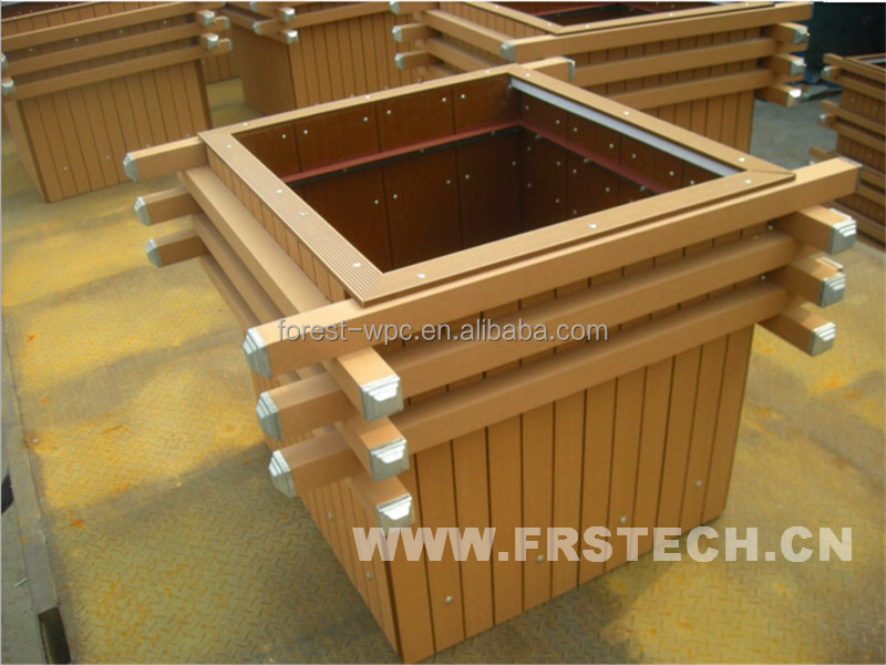 Wholesale xxmm frstech composite wood wpc plastic