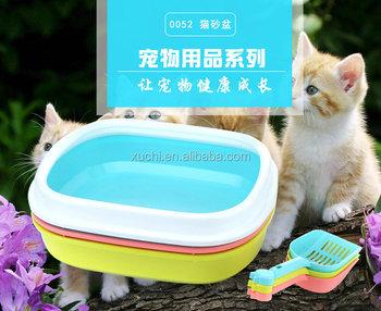 litiere chat d'interieur